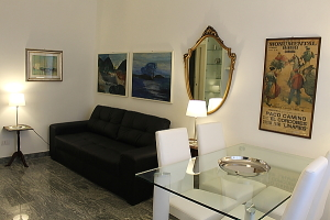Two room flat - 39, Via Medeghino